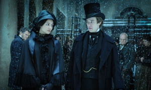 The BBC's Dickensian featured War and Peace's Tuppence Middleton and newcomer Joseph Quinn.