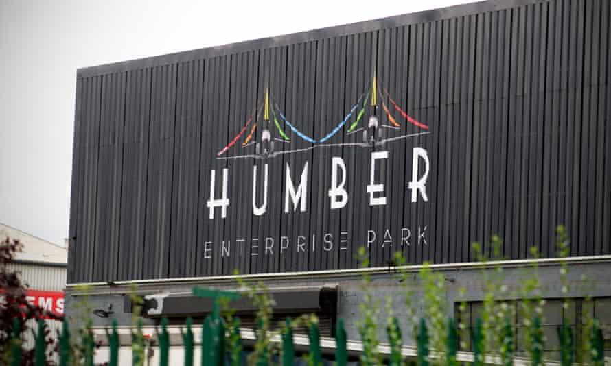 Humberside Enterprise Park.