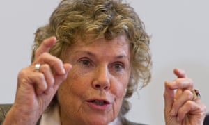Labour MP for Vauxhall Kate Hoey.