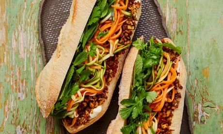 Meera Sodha's vegan recipe for tofu banh mi