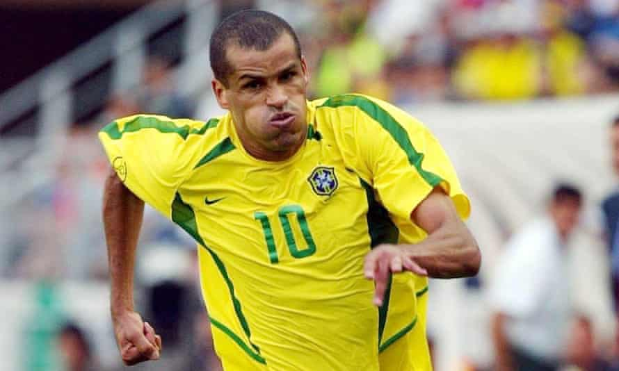 Rivaldo, who won the 2002 World Cup with Brazil, returned to action at the age of 43 on Tuesday.
