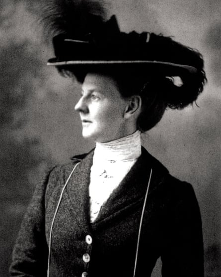 Hester Parnall, head of the St Austell Brewery in Cornwall from 1916 to 1939.