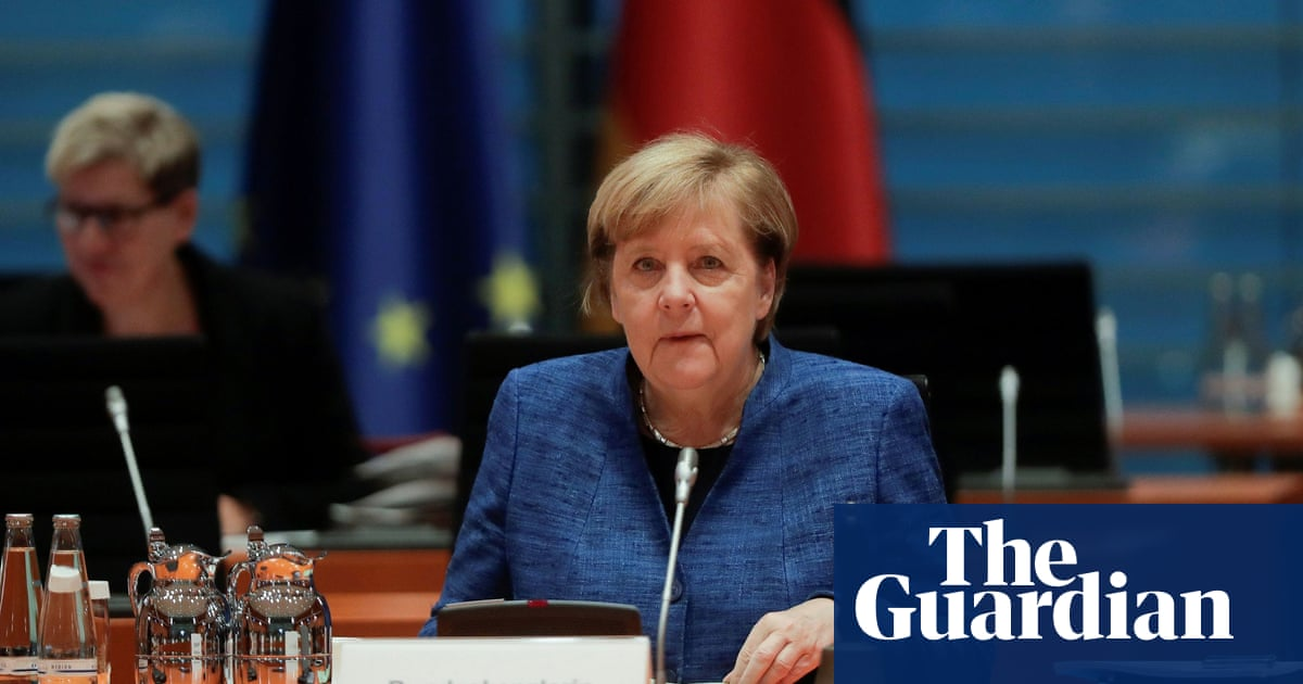 Global report: Merkel says Germany faces 'difficult months ahead' in Covid fight