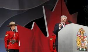 Canada prime minister Stephen Harper Ottawa