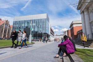 Alan Gilbert Learning Commons, the University of Manchester library