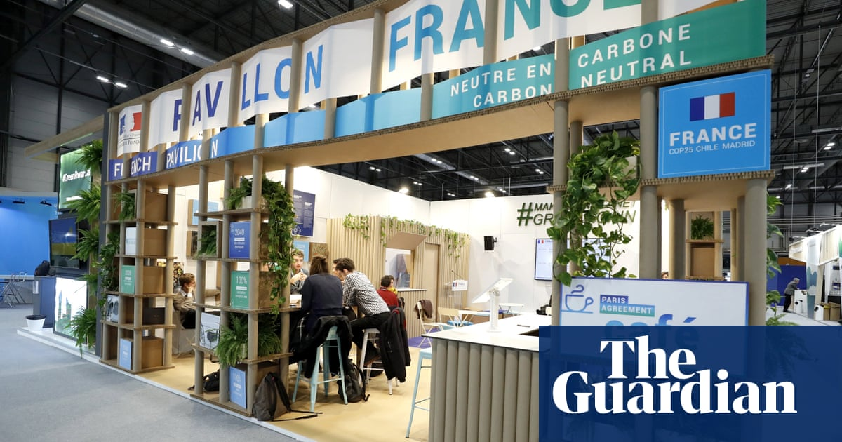 Cop26: fears smaller nations will be priced out of hosting pavilions