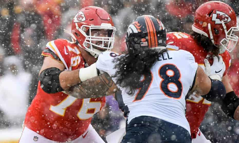 Laurent Duvernay-Tardif says the Chiefs encouraged him to finish his medical studies