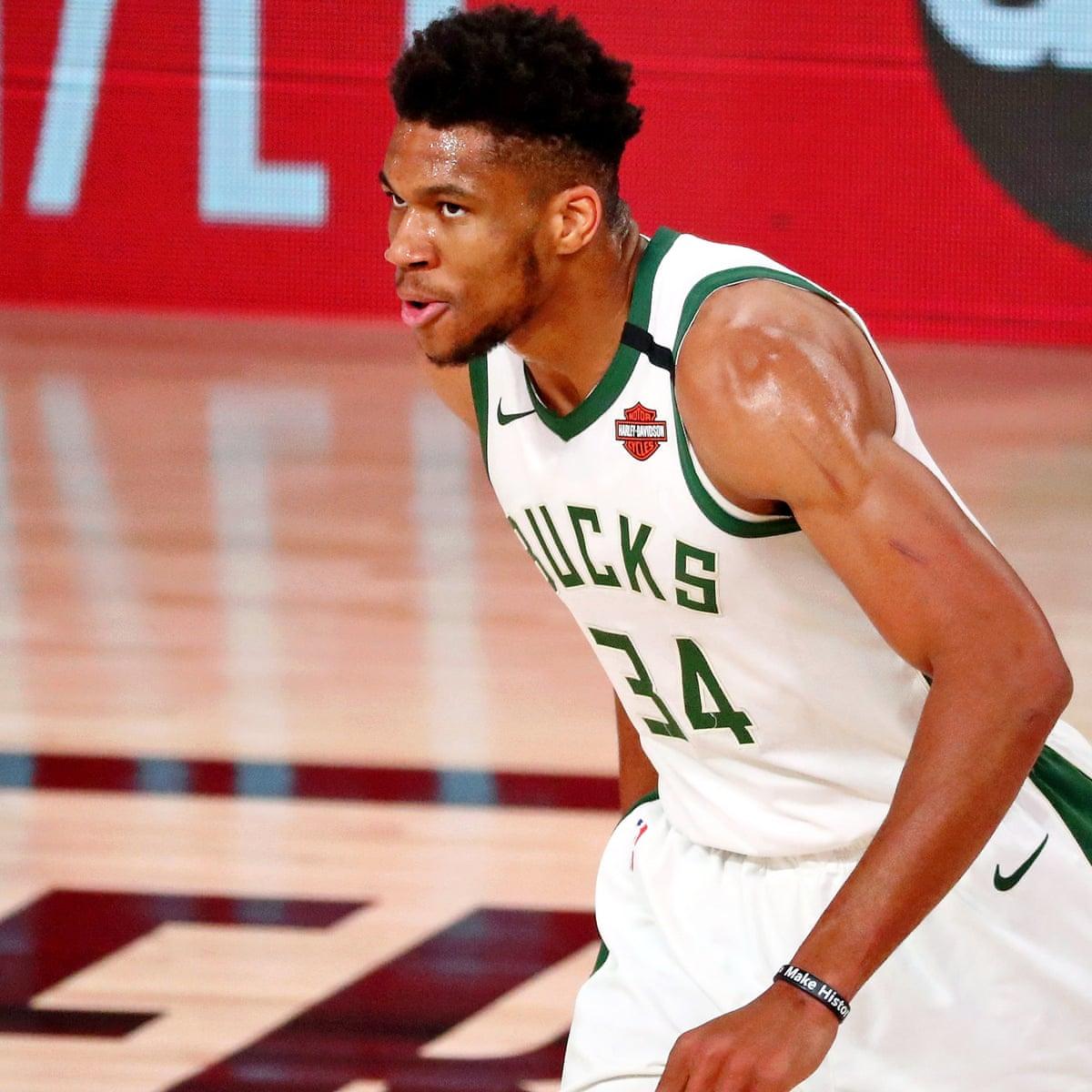 Nba Mvp Giannis Antetokounmpo Agrees To Reported 228m Extension With Bucks Milwaukee Bucks The Guardian