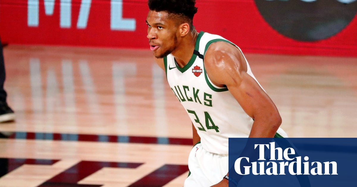 NBA MVP Giannis Antetokounmpo agrees to reported $228m extension with Bucks