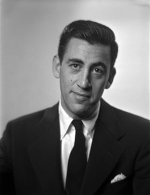 JD Salinger in 1950