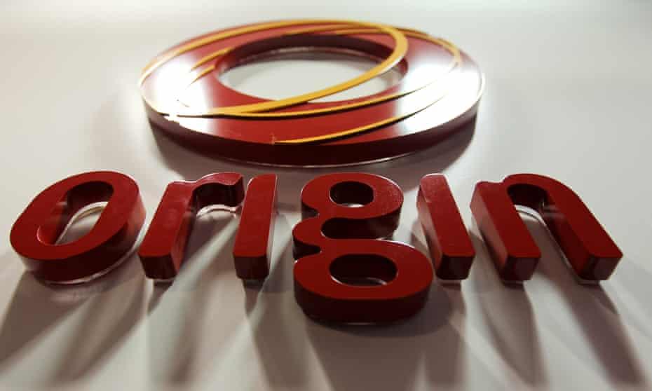 Origin Energy's logo