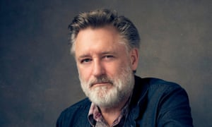 'A dented American': Bill Pullman.
