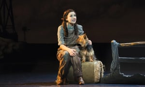 The well-rehearsed Toto has a tendency to steal the scenes.