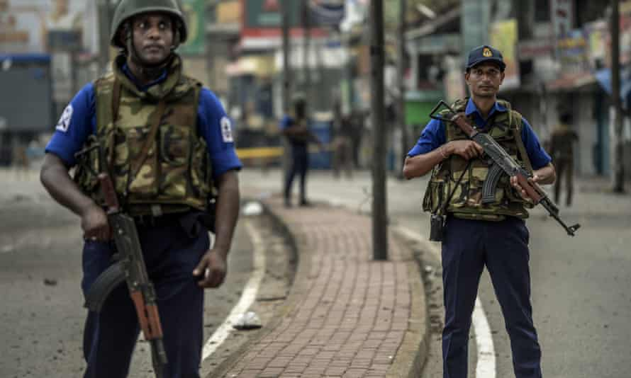 Sri Lankan security forces