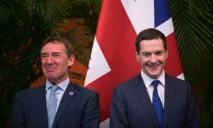 Jim O'Neill and George Osborne in 2015