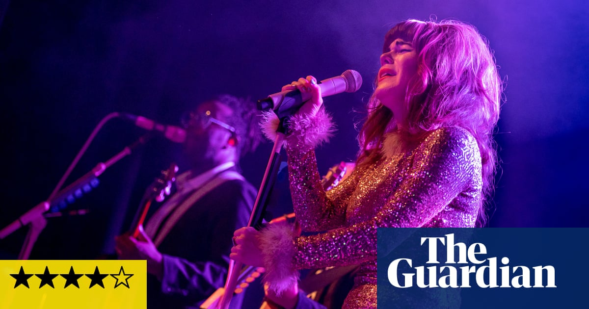 Jenny Lewis review – darkly among the rhinestones