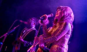 Jenny Lewis performing at Bristol SWX.