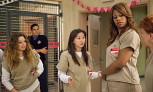 A cultural icon among lesbians … Orange Is the New Black.