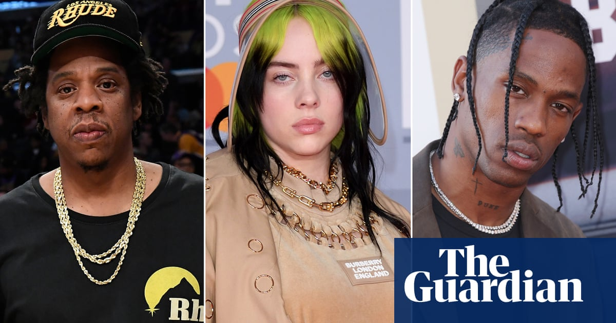 Billie Eilish, Jay-Z and more voice solidarity with George Floyd protesters