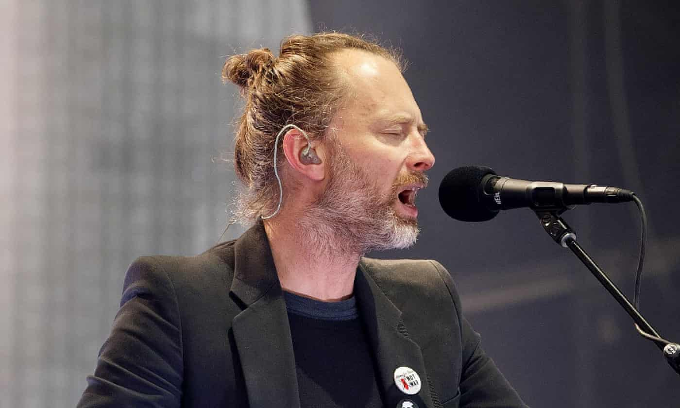 Radiohead's Thom Yorke announces launch date for new album and film