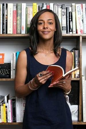Lisa Lucas, executive director of the National Book Foundation.