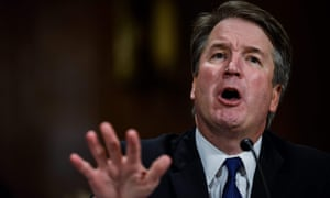 'This is a circus!' Brett Kavanaugh shouted, adding: 'The consequences will extend long past my nomination.'