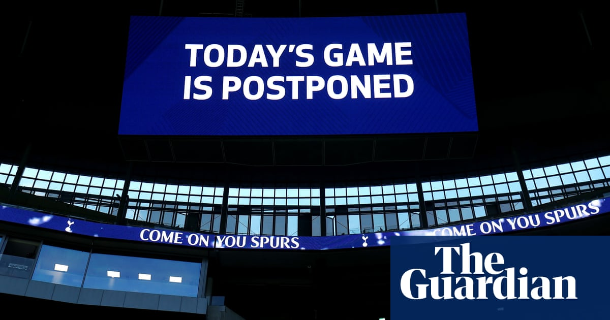 Tottenham v Fulham postponed hours before kick-off after Covid outbreak