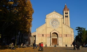 Through invasions and earthquakes, San Zeno is still standing tall.