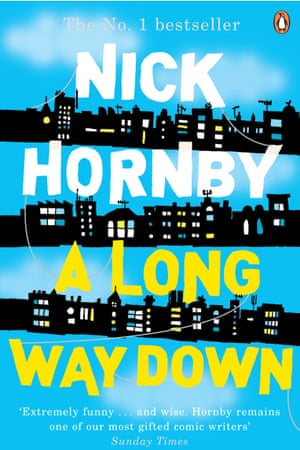 Nick Hornby's A Long Way Down