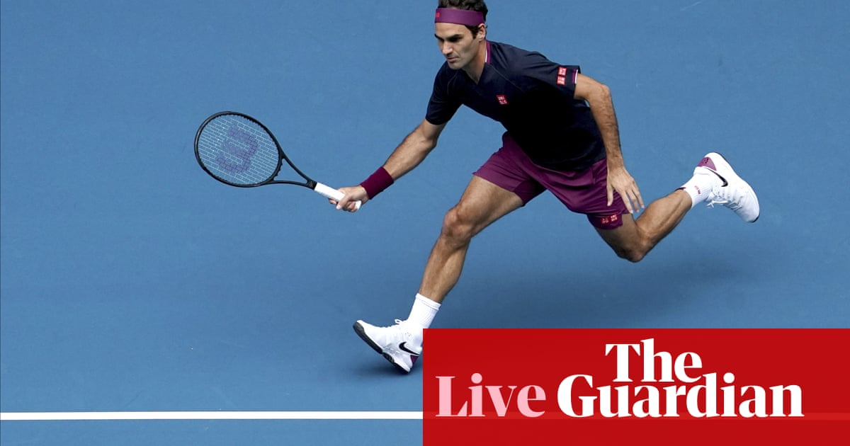 3614 - Australian Open 2020: day one - live! | Sport