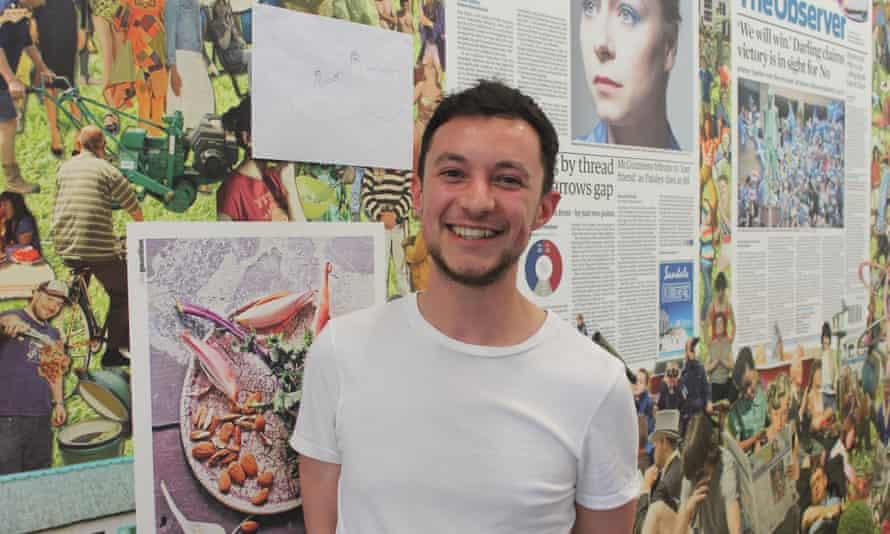 Joel Midgley, Marketing manager, The Guardian