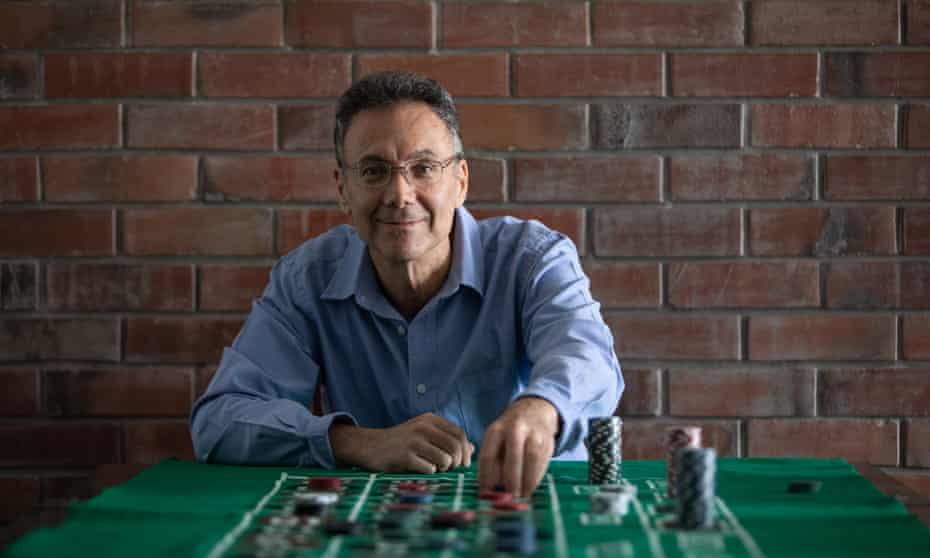 'There's nobody better than a cheat to point out where casinos are going wrong': Richard Marcus.