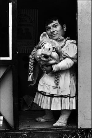 <strong>Miss Piggy II, Santiago, from The Circus series, 1984</strong>