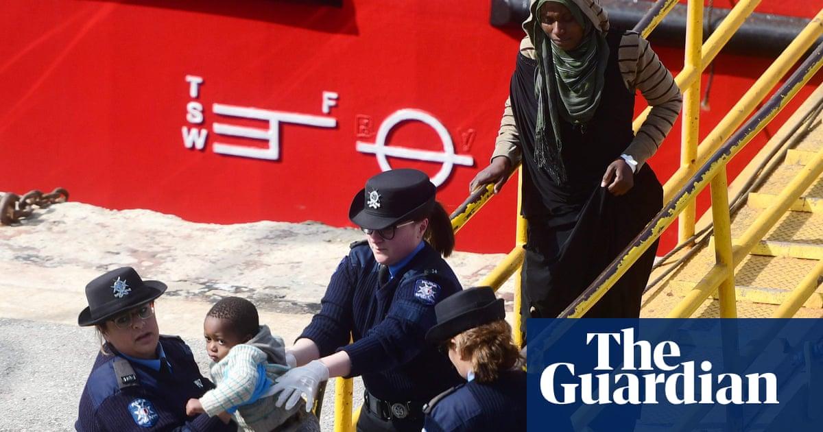 Hijacked captain recalls 'horror' in Mediterranean Sea as migrants