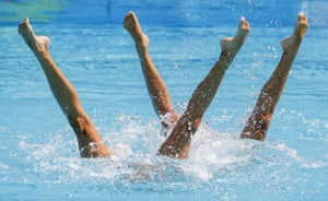 Olympic Games 2016 Synchronised Swimming