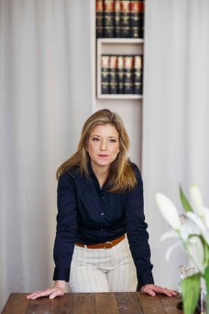 State Senator for Georgia's 6th District Jen Jordan in her office in Atlanta.