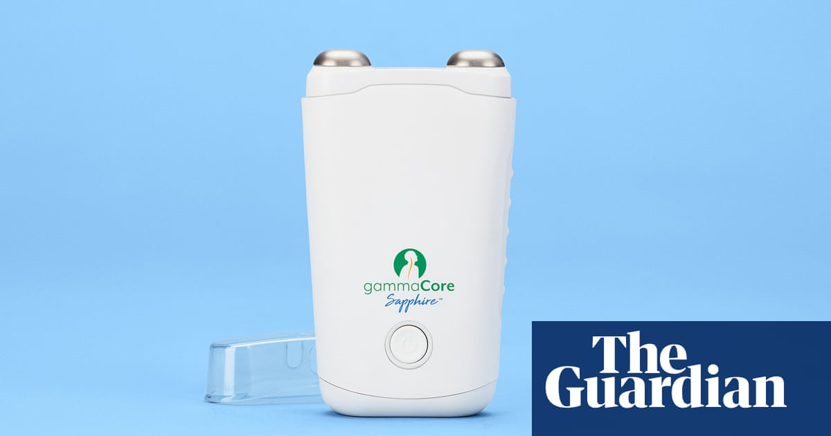 NHS expands use of device that zaps away cluster headaches