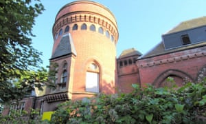 Ladywell Baths in Lewisham opened in 1884 with an 82-metre-deep well to avoid water rates.