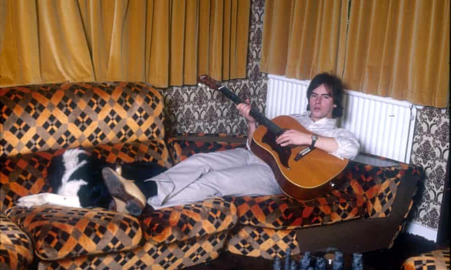 Alan Longmuir in 1977.