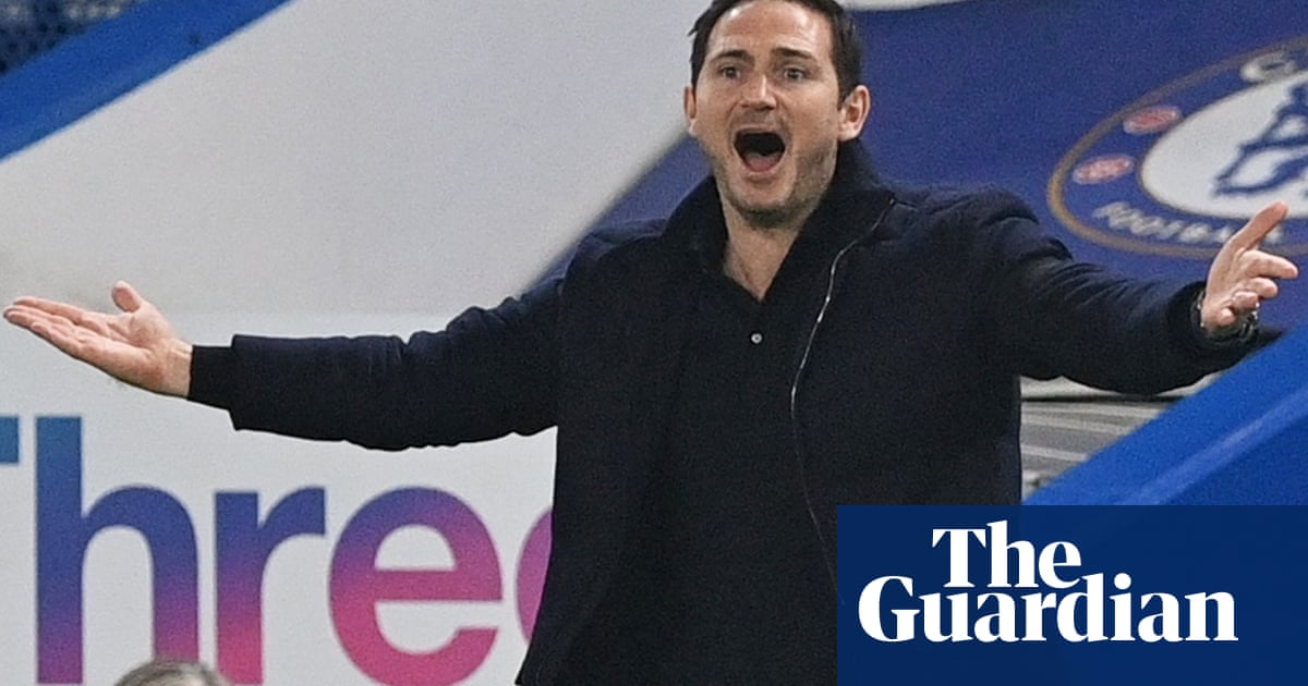 Frank Lampard denies enduring rift with Marcelo Bielsa over Leeds spygate