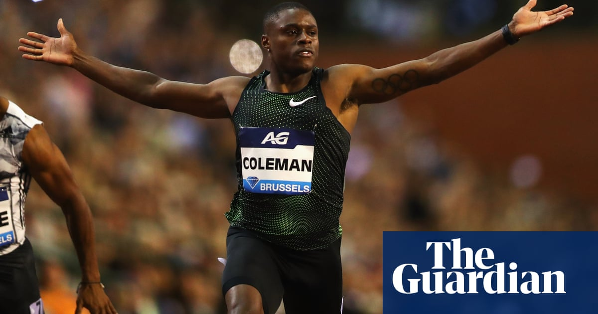 Christian Coleman free to race for world gold after missed tests charge dropped