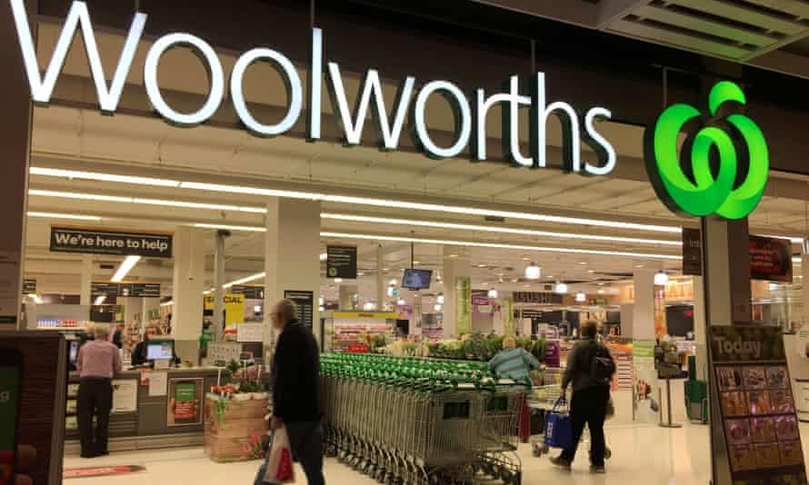 Woolworths' staff will wear body cameras to reduce the incidence of abuse and assault in a trial at selected stores across Australia after assaults in its stores doubled in 2020.