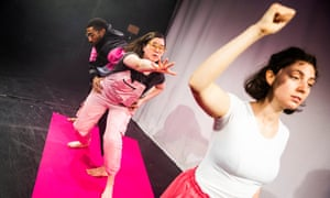 The Accident Did Not Take Place by YESYESNONO at Pleasance Courtyard, Edinburgh