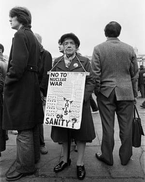 Peace Moves, London, 1980.