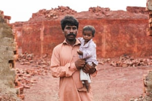 """""""This man is one of millions of bonded laborers in Pakistan, and one of the tens of thousands who has turned directly to Fatima to help him escape the violence and cruelty of his owners."""""""