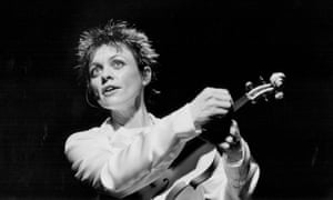 Laurie Anderson in 1984