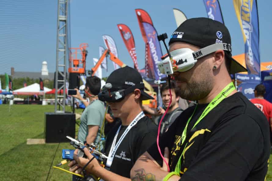 drone racing