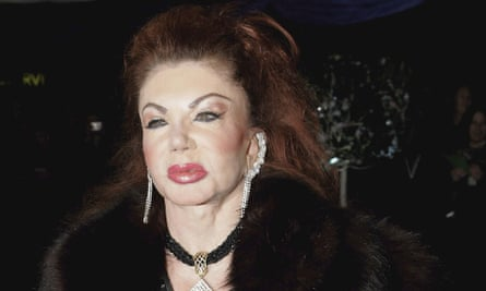 'Thought Madonna might be there' … Jackie Stallone in 2005, when she filmed Celebrity Big Brother.
