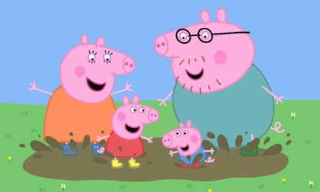 Peppa Pig, subversive symbol of the counterculture, in China video site ban |  China |  The Guardian