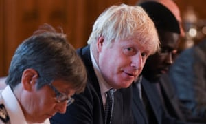 Boris Johnson's wave of justice-focused announcements have fuelled speculation of an imminent election.
